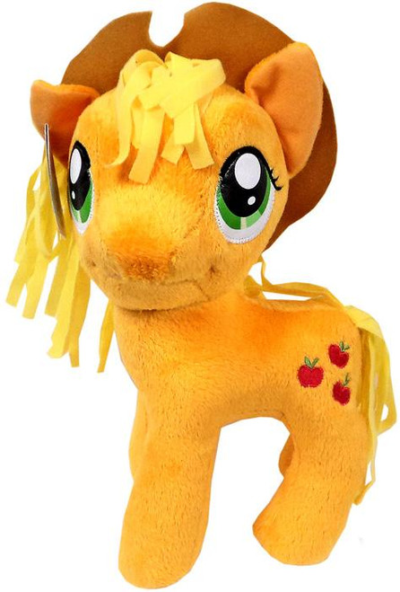 My Little Pony Friendship is Magic Large 10 Inch Applejack Plush [With Hat]