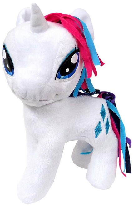 My Little Pony Friendship is Magic Large 10 Inch Rarity Plush [4-Color Mane]