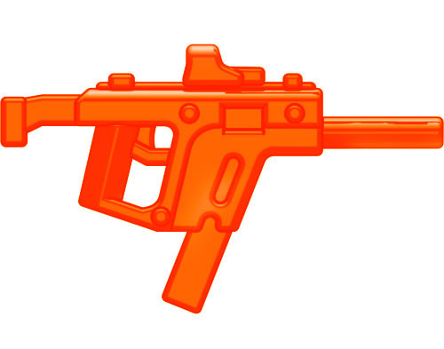 BrickArms Weapons XVR 2.5-Inch [Trans Red]