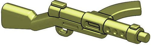 BrickArms Weapons Type 100 SMG 2.5-Inch [Olive]