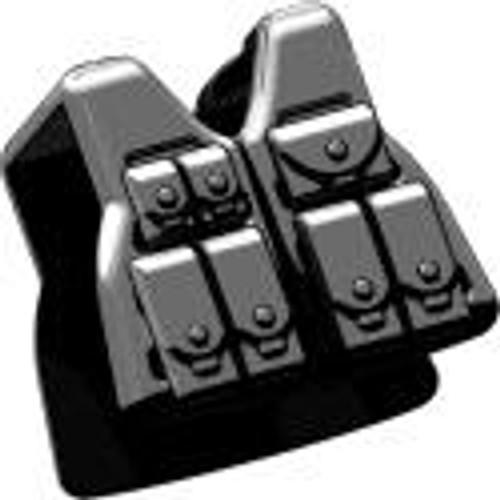 BrickArms Combat Vest LCV Rifleman 2.5-Inch [Dark Gray]