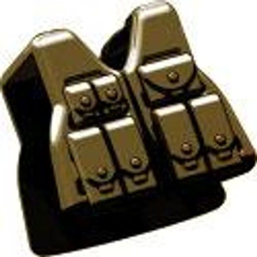 BrickArms Combat Vest LCV Rifleman 2.5-Inch [Dark Tan]