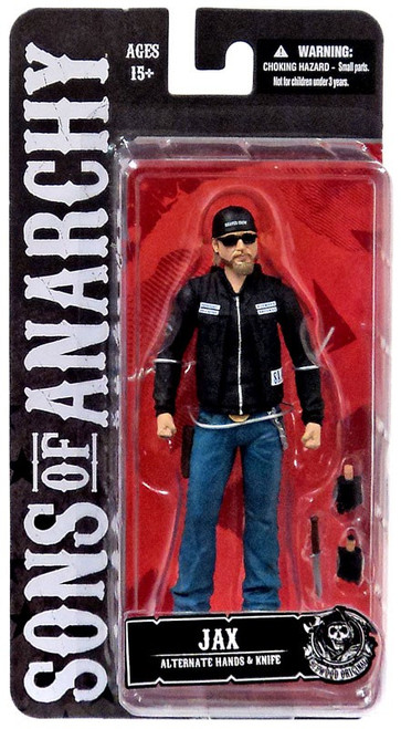 Sons of Anarchy Jax Teller Exclusive Action Figure [Sunglasses & Hat]