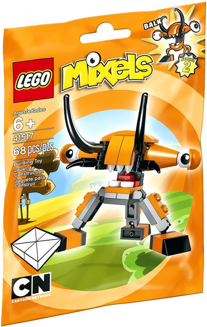 LEGO Mixels Series 2 Balk Set #41517