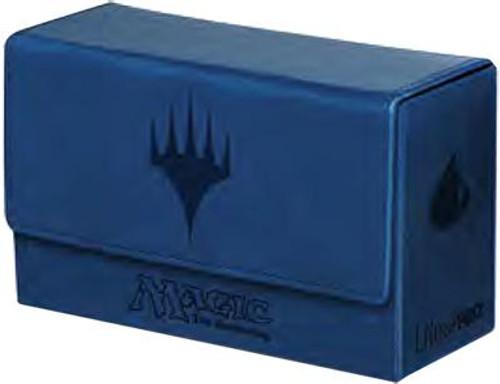 Ultra Pro MtG Premium Flip Blue Mana Symbol Deck Box [Dual]