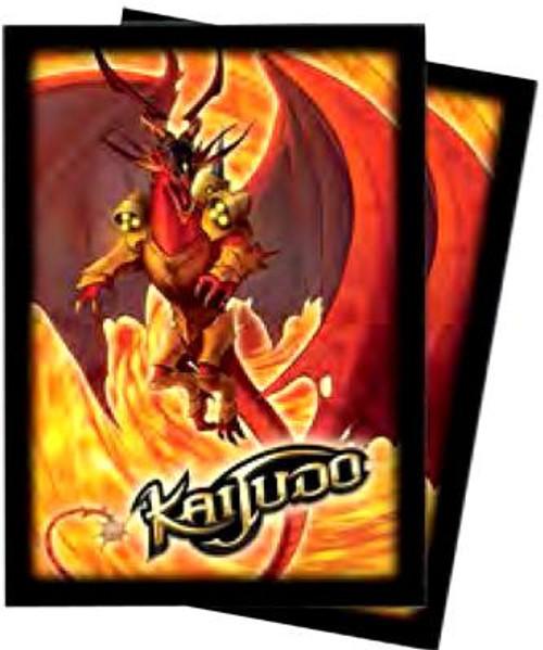 Ultra Pro Card Supplies Kaijudo Dragon Standard Card Sleeves #2 [50 ct]