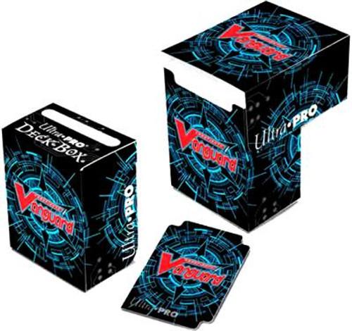 Ultra Pro Cardfight Vanguard Card Supplies Logo Deck Box