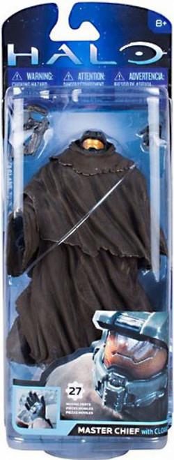 McFarlane Toys Halo 5 2014 Series 1 Master Chief Action Figure [Cloak]