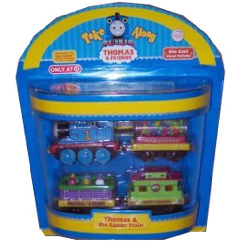Thomas & Friends Take Along Thomas & The Easter Train Train Set
