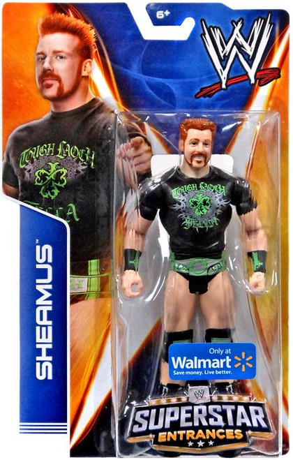 WWE Wrestling Superstar Entrances Sheamus Exclusive Action Figure [Tough Laoch T-Shirt]