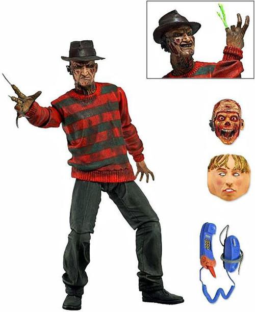 NECA A Nightmare on Elm Street 30th Anniversary Freddy Krueger Action Figure