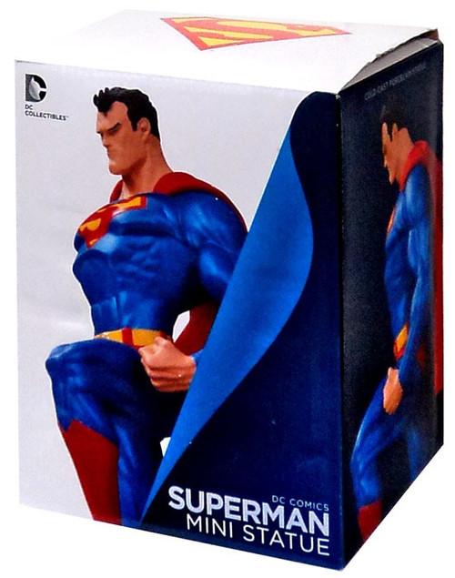 DC Superman Mini Statue [New Edition]