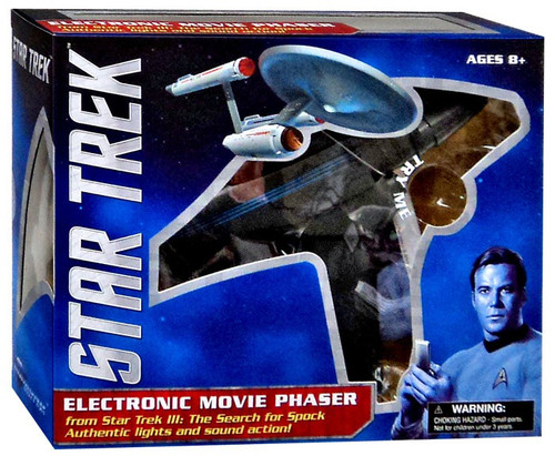 Star Trek The Search For Spock Phaser Prop Replica