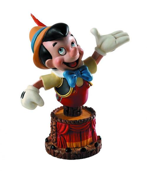 Disney Pinocchio Mini Bust