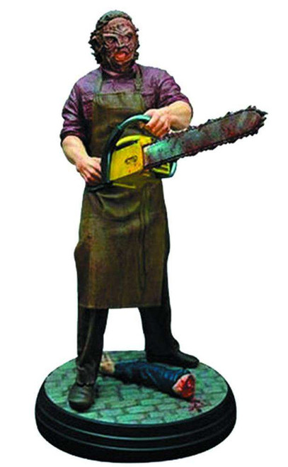 The Texas Chainsaw Massacre Leatherface Statue
