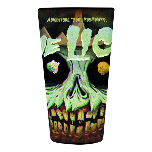 Adventure Time The Lich Pint Glass