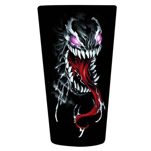 Marvel Venom Face Pint Glass