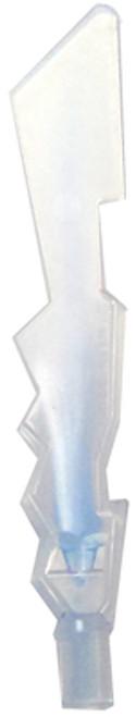 LEGO Ninjago Minifigure Parts Elemental Ice Blade Loose Weapon [Loose]