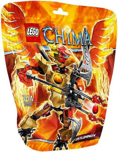 LEGO Legends of Chima CHI Fluminox Set #70211