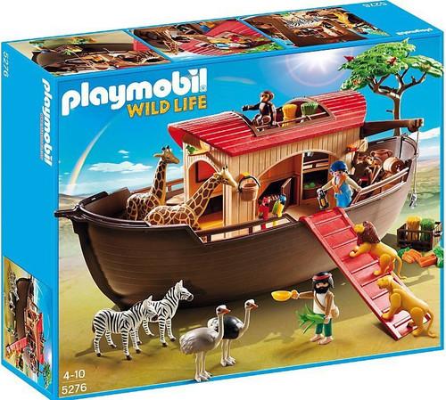 Playmobil Wild Life Animal Ark Set #5276