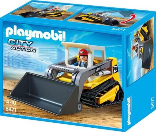 Playmobil City Action Compact Excavator Set #5471