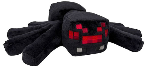 Minecraft Spider 12-Inch Plush