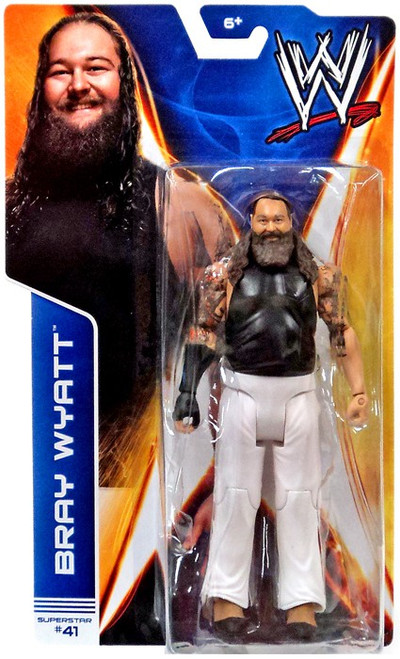 WWE Wrestling Series 41 Bray Wyatt Action Figure #41