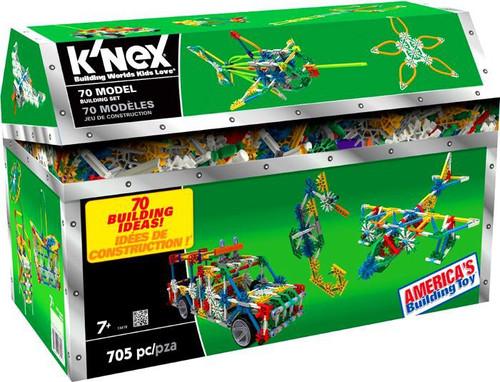 K'Nex 70 Model Set #13419 [Green]