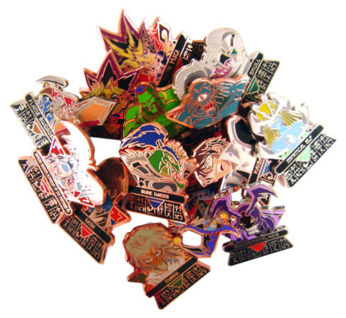 YuGiOh Random Collectible Pin