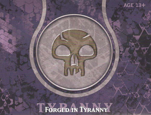 MtG Journey into Nyx Forged in Tyranny Pre-Release Pack