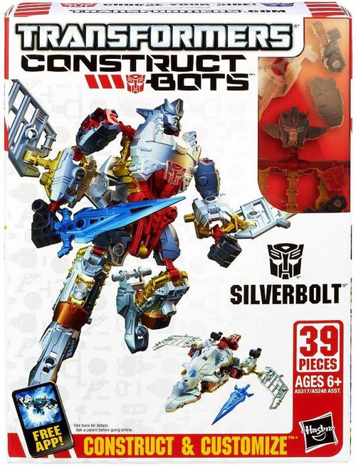 Transformers Construct-A-Bots Silverbolt Action Figure