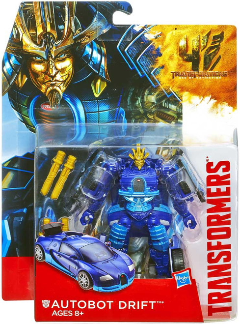 Transformers Age of Extinction Generations Autobot Drift Deluxe Action Figure [Age of Extinction]