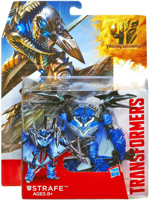 Transformers Age of Extinction Generations Strafe Deluxe Action Figure