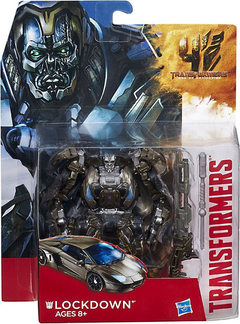 Transformers Age of Extinction Generations Lockdown Deluxe Action Figure