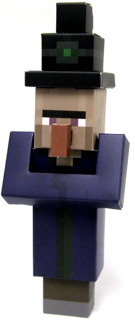 Minecraft Witch Papercraft [Single Piece]