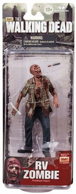 McFarlane Toys Walking Dead AMC TV Series 6 RV Walker Zombie Action Figure
