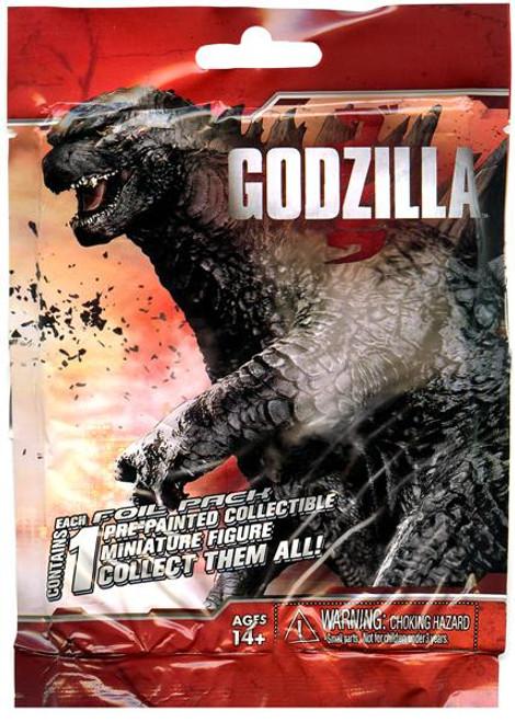 Movie Miniature Godzilla 2014 Pack PVC Figure