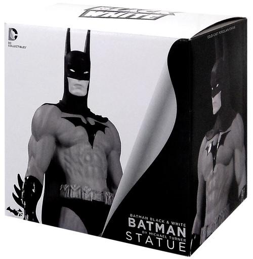 Black & White Michael Turner Batman Statue