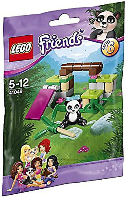LEGO Friends Panda in the Bamboo Set #41049
