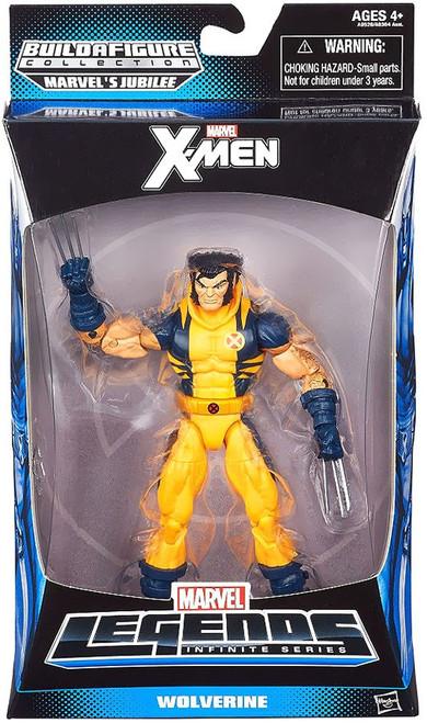 X-Men Marvel Legends Infinite Series Jubilee Wolverine Action Figure