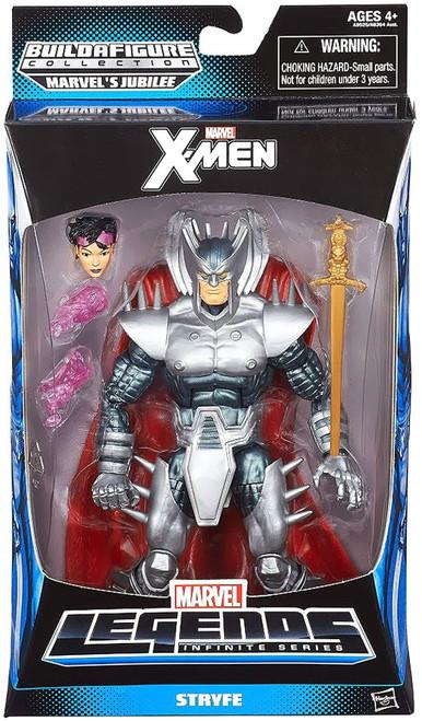 X-Men Marvel Legends Infinite Series Jubilee Stryfe Action Figure