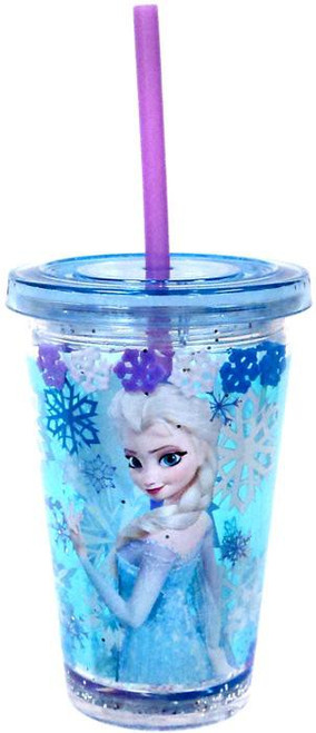 Disney Frozen Elsa Tumbler with Straw Exclusive Accessory