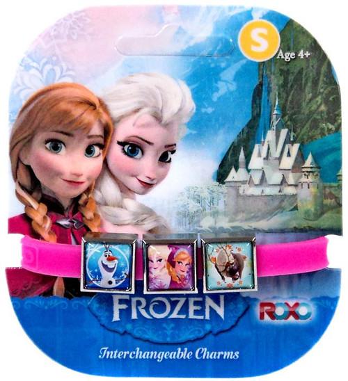 Disney Frozen Olaf, Sven, Anna & Elsa Charm Bracelet [Small]