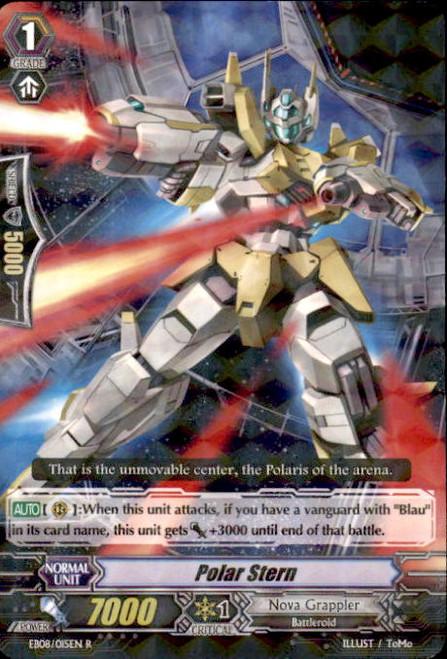 Cardfight Vanguard Champions of the Cosmos Rare Polar Stern EB08/015
