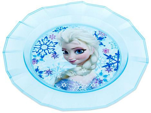 Disney Frozen Frozen Meal Time Magic Collection Elsa Plate Exclusive