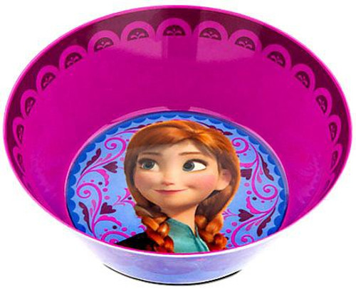 Disney Frozen Frozen Meal Time Magic Collection Anna Bowl Exclusive