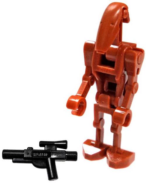 LEGO Star Wars The Phantom Menace Light Brown B-1 Battle Droid Minifigure [Loose]