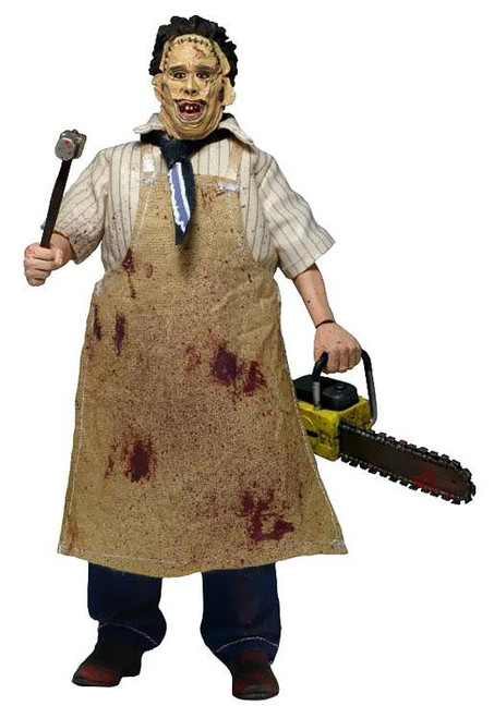 NECA The Texas Chainsaw Massacre Leatherface Clothed Action Figure [Apron]