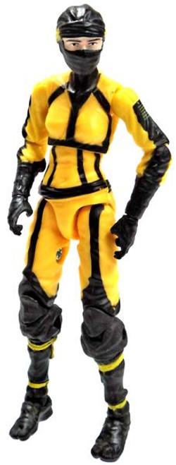GI Joe Loose Kim Arashikage Action Figure [Version 3 Loose]