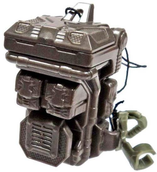 GI Joe Loose Rappeling Backpack Action Figure Accessory [Gunmetal Loose]